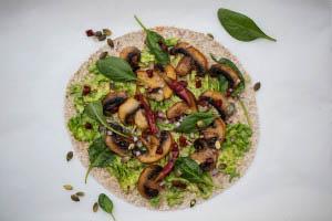 Tortillalefse-variant-med-sopp-