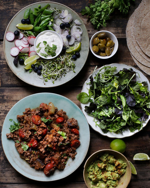 Aichas mat – grenseløs matglede