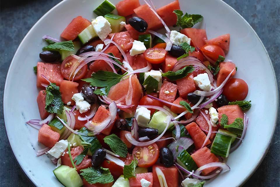 Salater Aichas Mat